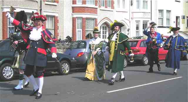 The Town Criers' Procession