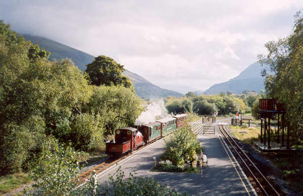 Click for more details of the Welsh Highland Railway